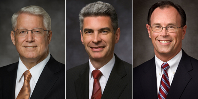 First Presidency Announces New Presiding Bishopric