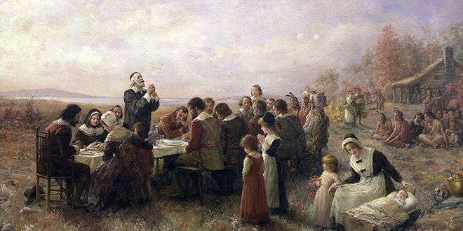 The History of Thanksgiving – FHE Lesson