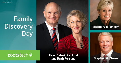 Newly-Called Apostle and Wife to Open Free Family Discovery Day