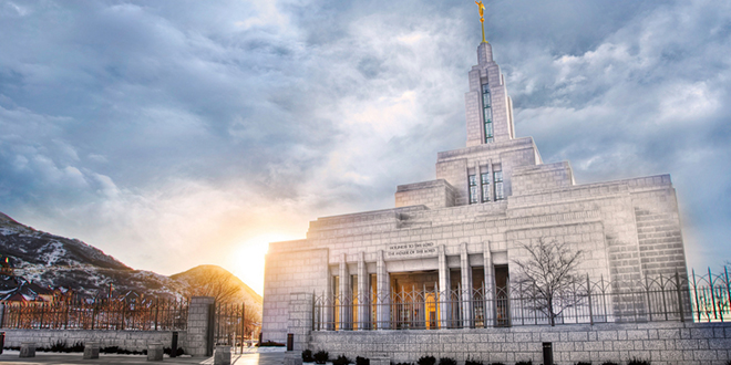 Celebrate Valentine's Day with the Temple