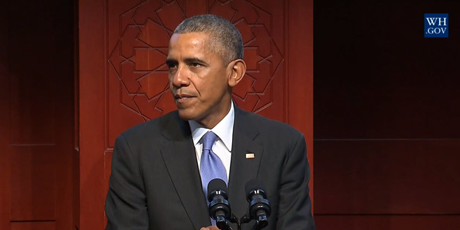 President Barack Obama References History of Mormon Persecution in Speech to Islamic Society of Baltimore
