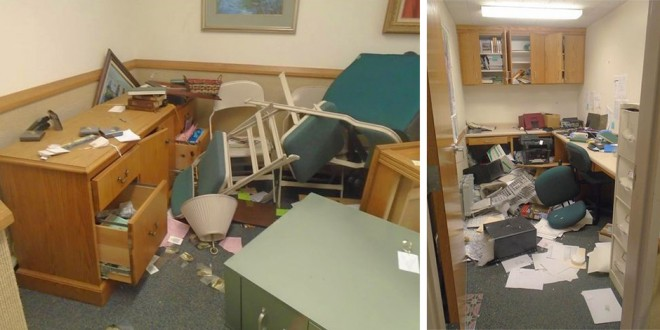 Teens Cause Over $200,000 Worth of Damage to LDS Chapel in Oregon
