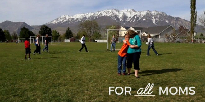 This LDS Mother's Day Commercial Is the Cutest Thing You'll See All Day