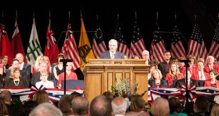 Elder Christofferson Says Religious Freedom Is 'Under Fire'