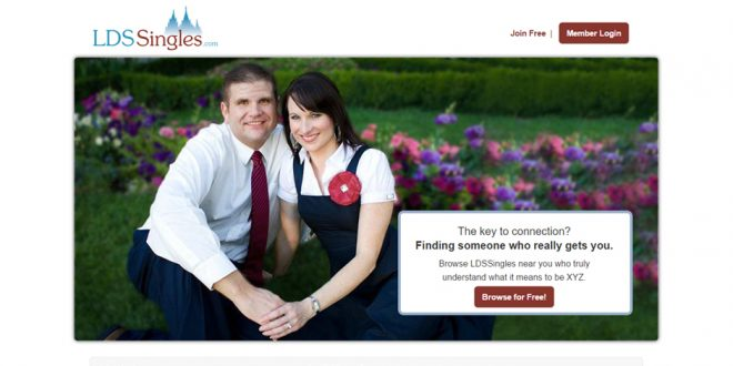 Dating sites for mormons