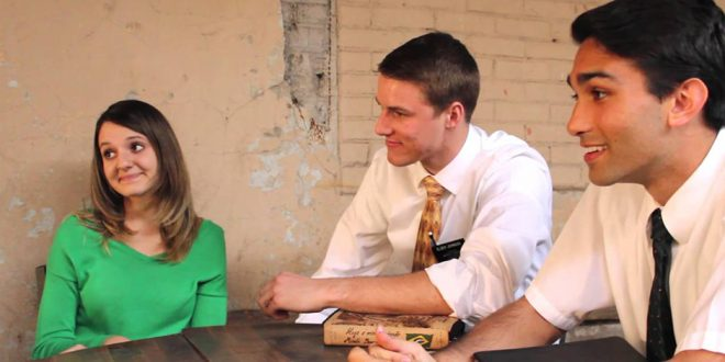 Watch This Heartwarming Commercial Featuring LDS Missionaries