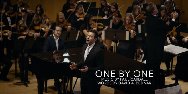 Watch the Music Video for Paul Cardall, Elder Bednar's New Song