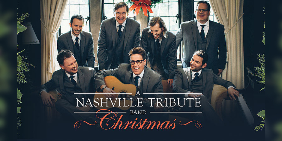 The Nashville Tribute Band Has a NEW Christmas Album ...