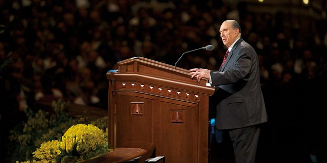 This Thanksgiving Story from President Monson Will Warm Your Heart