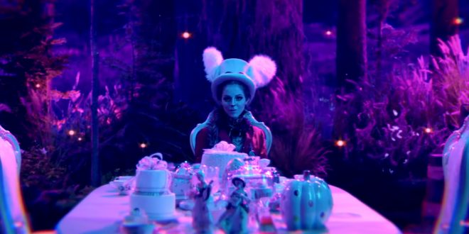 Watch Lindsey Stirling's New Wonderland Themed Music Video