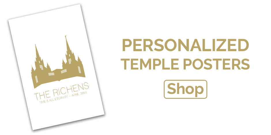 personalized-lds-temple-posters