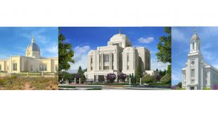 Dedication Dates Announced for Tucson, Meridian and Cedar City Temples