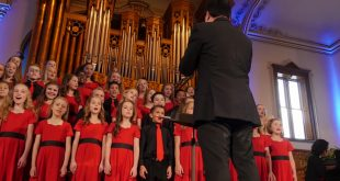Watch One Voice Children's Choir Perform Song by Elder Bednar