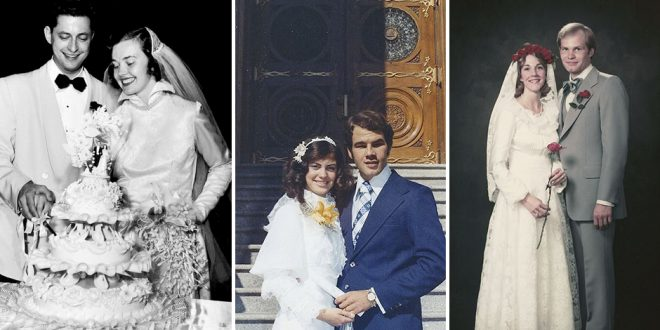 Sweet Photographs of LDS Apostles on Their Wedding Day