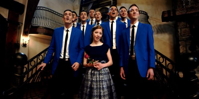 BYU Vocal Point, Lexi Walker Delights in Beauty and the Beast Acapella Medley