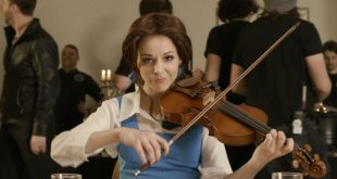 Lindsey Stirling Releases Fun Beauty and the Beast Mashup