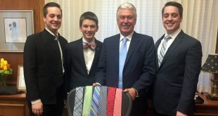 President Uchtdorf Shares Special General Conference Tradition