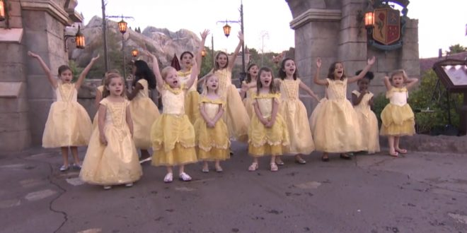 "MOTAB Joins Epic ""Be Our Guest"" Sing-Along on Good Morning America"