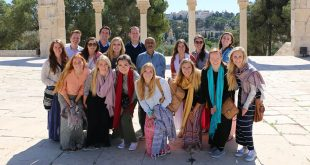 When Death Strikes, The Students At the BYU Jerusalem Center Turn To Christ