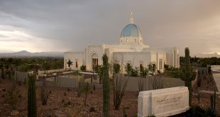 Here's the First Look inside the Tucson Arizona Temple