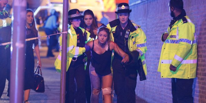 LDS Church Expresses Condolences to Victims of Manchester Explosion