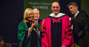 President Eyring Tells Graduates to Focus on 'Happiness That Lasts'
