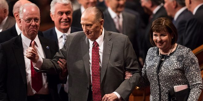 President Monson to No Longer Attend Meetings, LDS Church Announces