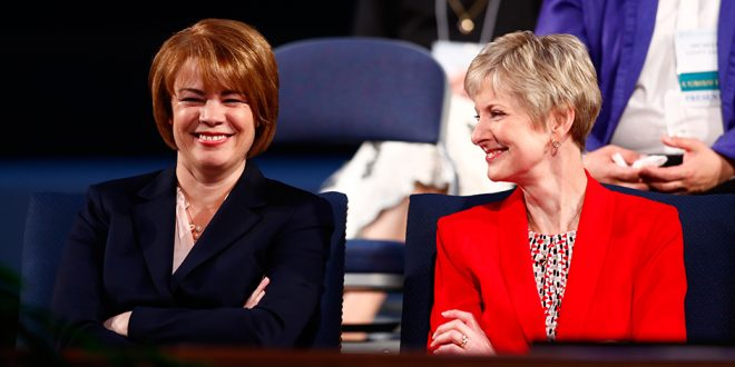 Relief Society General Presidency Shares Insights at BYU Women's Conference