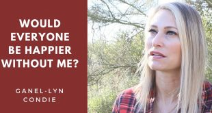 """Would Everyone Be Happier Without Me?"" - LDS Mental Health Advocate Speaks Out"