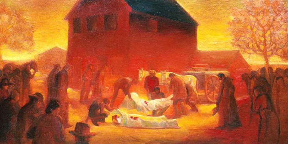 The Deadly Deed: John Taylor's Eyewitness Account to the Martyrdom
