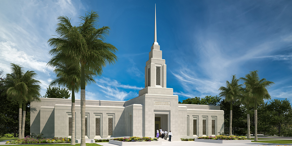 Haiti's First Mormon Temple to Begin Construction