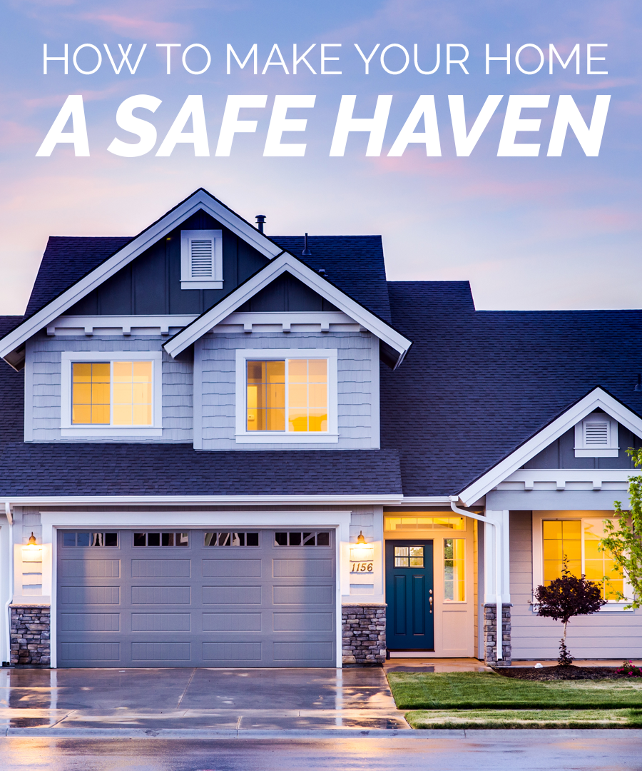 How to make your home a safe haven lds daily for Draw your house
