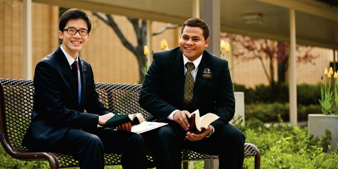 How to Survive the Missionary Training Center