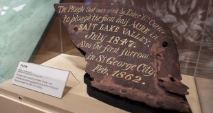 Interactive Pioneer Trails Exhibit Opens at Church History Museum