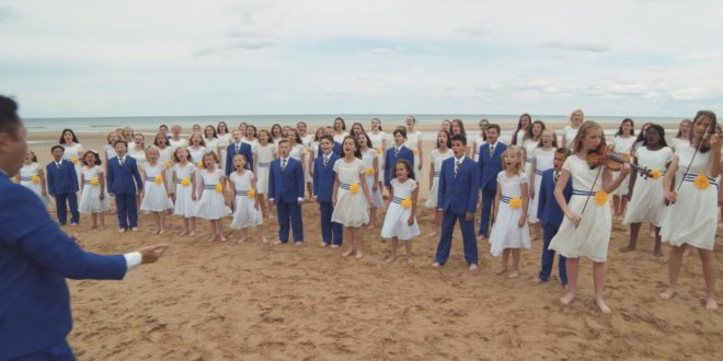 """One Voice Children's Choir Covers """"When You Believe"""""""