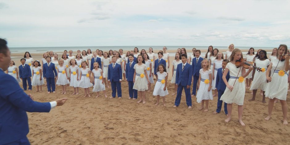"One Voice Children's Choir Covers ""When You Believe"""