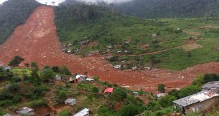 Mormons Minister to Mudslide Victims in Sierra Leone