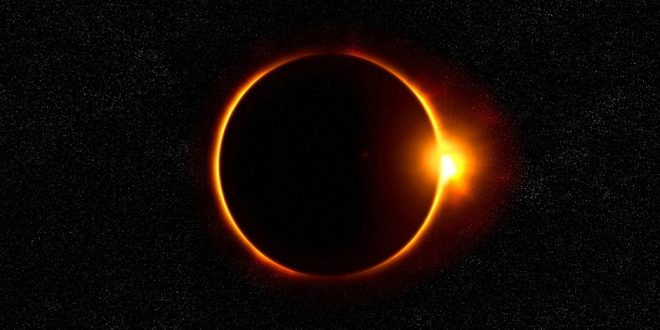 Solar Eclipse FHE Lesson – Dark Times Will End