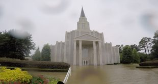 UPDATE: Floodwater Breaches Houston Temple