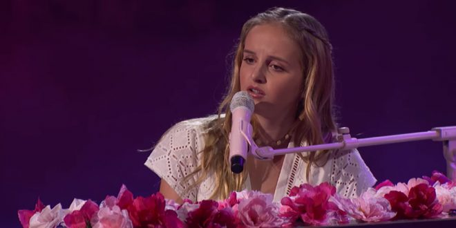 """Evie Clair Sings """"Yours"""" in Another Stunning AGT Performance"""