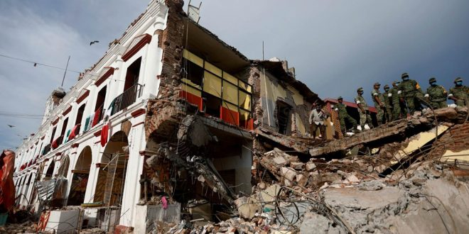 LDS Church Issues Statement on Mexico Earthquake in English & Spanish