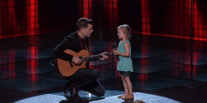 LDS Dad Wows Judges on The Voice Blind Auditions