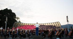 Mormon Tabernacle Choir Announces 2018 West Coast Tour