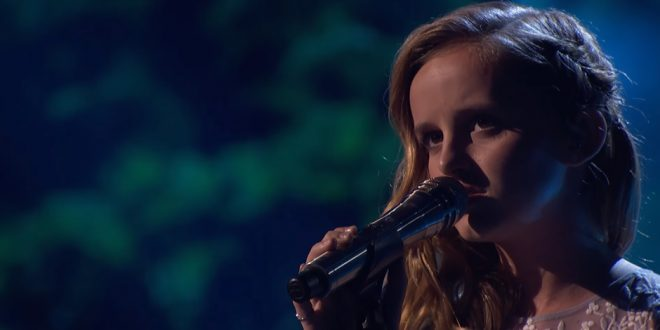 Watch Evie Clair's Emotional Final AGT Performance