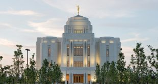 Here's Your First Look Inside the Meridian Idaho Temple