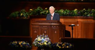 Elder and Sister Uchtdorf Encourage Young Adults to Trust in God