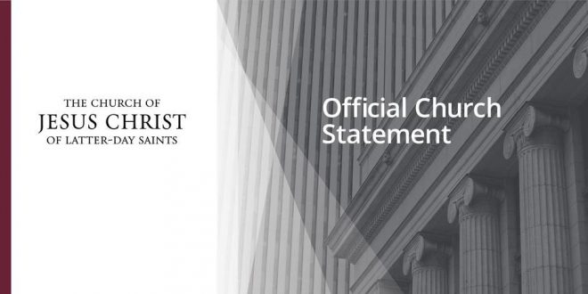 LDS Church Responds to Alleged Sexual Assault by Former Mission President