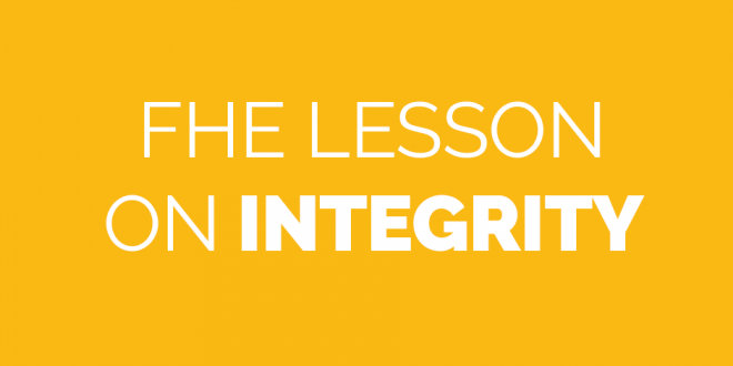 FHE Lesson on Integrity