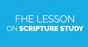 FHE on Scripture Study