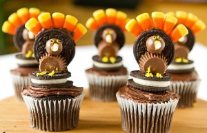turkeyCupcakes